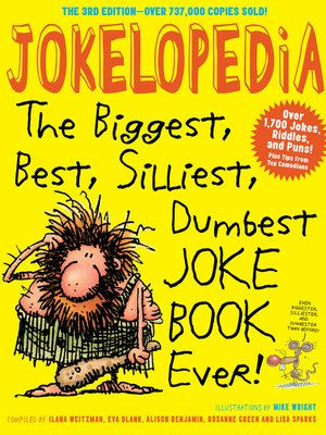 cover image of Jokelopedia
